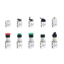 ESP neumática serie S3 válvulas de control de 3/2 vías