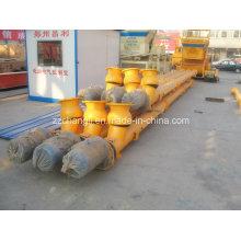Lsy 273-4 / 6/8/9/10/12/15 Transportador helicoidal, transportador helicoidal para cimento silo