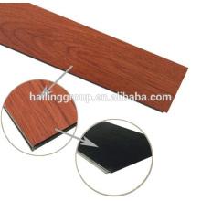 Revêtement de sol en vinyle de luxe Click PVC revêtement de sol