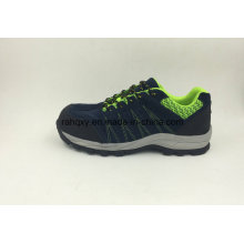 Fashion New Designed Suede Leather Safety Shoes Outdoor Sports Shoes (16067)