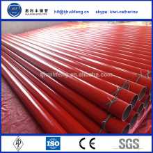 professional st52 A335 epoxy paint line pipe
