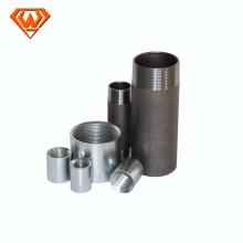 conector de acoplamiento de acero al carbono soldado