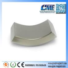 High Permanenet Magnet Energy for Permanent Magnet Synchronous Motor