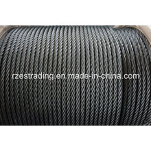 Corda de fio de aço de alta qualidade para mineração africana