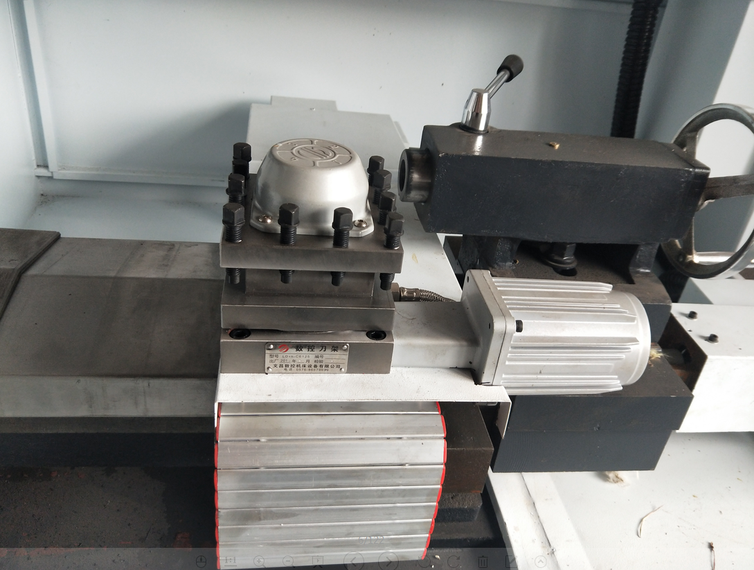cnc metal lathe machines
