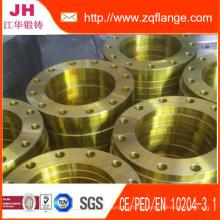 BS4504 Pn25 102 Lap Joint Flanges (SS400 flange)