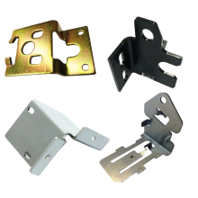 Stanzteile für Metallbearbeitungsmaschinen aus rostfreiem Stahl