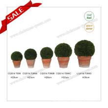 H20-35cm Beautiful Artificial Mini Artificial Plants Pot Flower