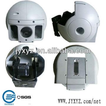OEM de aluminio de fundición cctv ip dome cámara