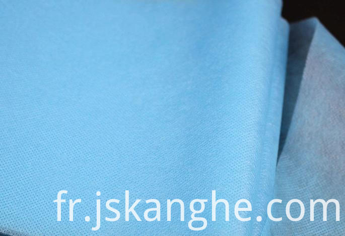 SMS Nonwoven Fabric for Hospital Protective Clothing