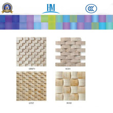 Floor Mosaic/Colored/Swimming Pool/TV Wall/ Glass Mosaic