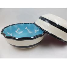 Ceramic Dog Dish