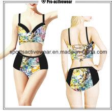 Großhandelsqualitäts-Frauen-Schwimmen-Abnutzungs-reizvoller Bikini