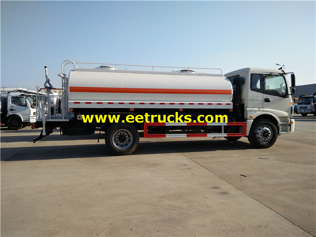10 CBM Foton Water Sprinkler Trucks