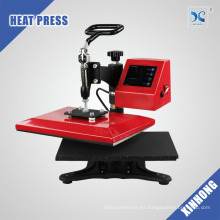 """9 """"* 12"""" para la camisa y 11 onzas para tazas Mini Swing Away Manual de escritorio 2In1 máquina de prensa de calor"""