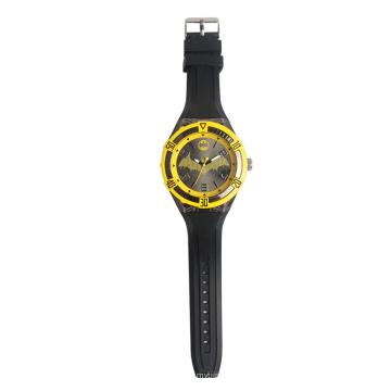Мода Дизайн Часы Для Мужчин/Спорт Человек Часы/Каучуковый Ремешок Кварцевые Часы