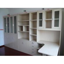 Salle d'étude bon marché Bibliothèque en bois Ikea