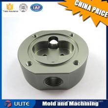 Edelmetalle und Kunststoffmaterialien CNC-Fräs- oder Stützservice