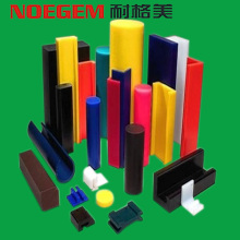 Haste de plástico de poliamida barra de nylon da barra redonda