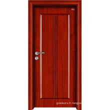 Porte intérieure en bois (LTS-302)