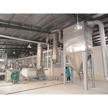 High Efficient Industrial Dryer in starch derivatives