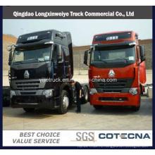 Горячие продукты Трактор HOWO А7 6х4 грузовик с прицепом