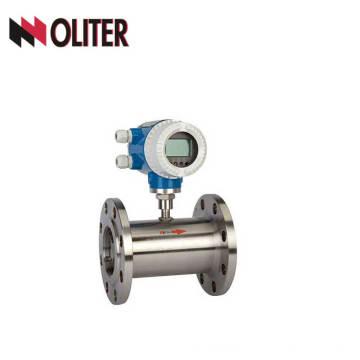 salida del pulso del medidor de flujo de turbina de aceite combustible de agua