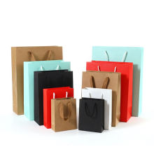 Personalized Printed Luxury Party Favors Custom Design Wedding Paper Gift Bags