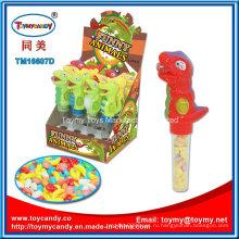 Смешные динозавров животных игрушка с конфетами