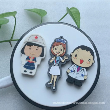 Customized Stethoscope Shape Personalized PVC Rubber