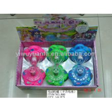 Hot Selling Light Laser Spinning Top with Music