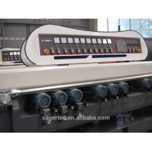 best quality glass beveling machine with 9 wheels