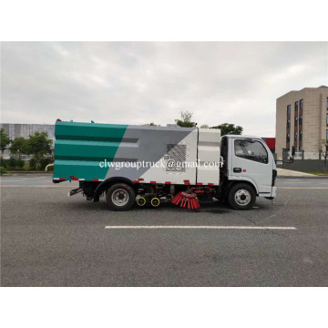 130hp Sweeper Road cleaning Sweeper Municipal Sanitation Truck