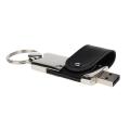 Metal keychain pendrive 4GB
