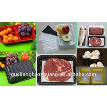 China Factory Direct Sale New Style Customizable OEM Available International Export Quality Meat Packing PP Fresh Tray with Pad