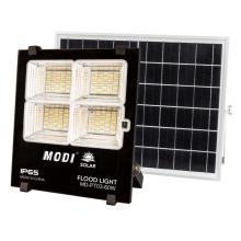 Solar power supply lamp