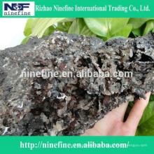 precio de la placa del carbón del silicio / del carburo de silicio