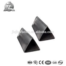 6061 t6 tubo triangular de alumínio anodizado 10mm