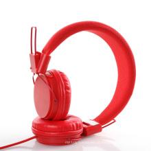 Fone de ouvido estéreo, fone de ouvido estéreo com dez cores