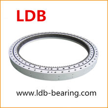 Seamless Rolled Bearings, Forged Steel Rings for Large Diameter Bearings, Slewing Ring (F003)