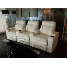 Living Room Sofa with Modern Genuine Leather Sofa Set (920)