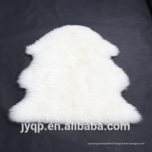 2018 Tapis peau de mouton fourrure d'agneau australien fantaisie