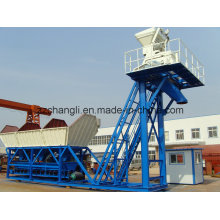 90m3/H Stationary Concrete Mixing Station, Mobile Concrete Batching Mixing Plants