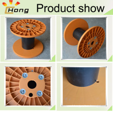 600mm plastic bobbin new product for wire shipping