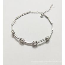 925 sterling silver high quality Bracelet zircon adjustable women's Bracelet