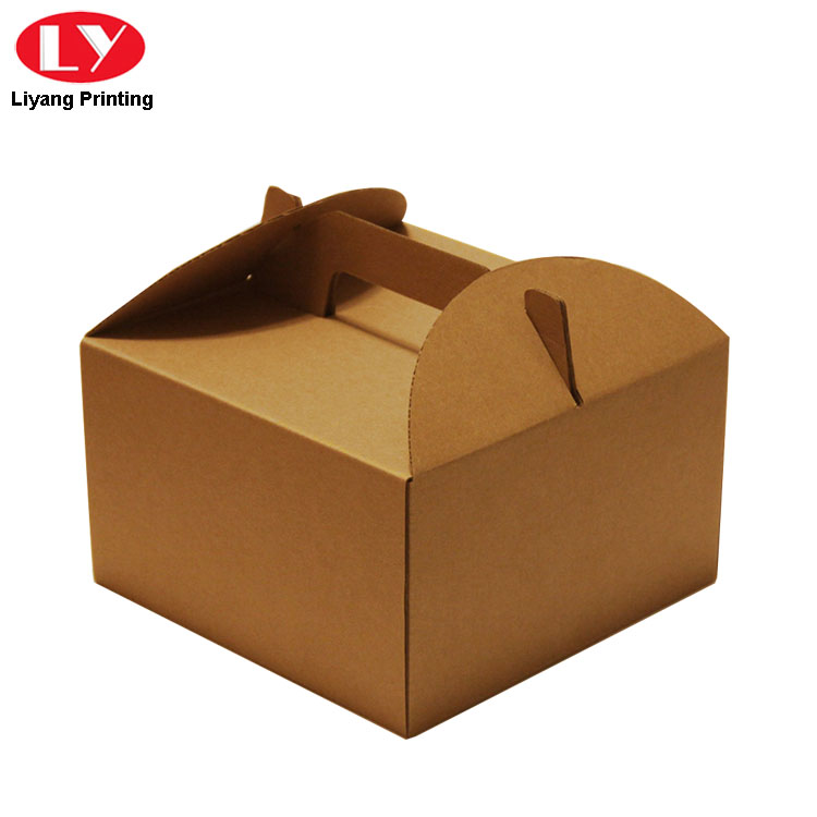 Cookie Box With Handle