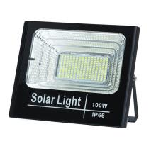 La puissance extérieure a mené la lumière d'inondation solaire de sécurité IP65
