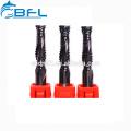 BFL HM-Gewinde-CNC-Schaftfräser, Gewinde-CNC-Fräser