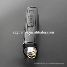 Mini tocha isqueiro, isqueiro portátil da tocha, estilo da tocha, lanterna do uso e isqueiro