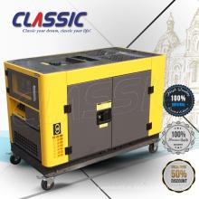 CLASSIC China 8KW neue Drei-Phasen-Diesel-Generator, 1500 U / min Stromerzeuger, Backup-Generator